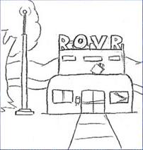 Rovr-station