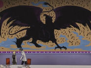 Mural Gryphon