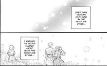 Manga - sharon reim ada akhirnya pergi