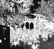 MangaVan9 - ruins as the secret base