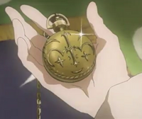 Thepocketwatchshining