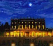 Nightray Dukedom estate in the night (pesta malam ep23)