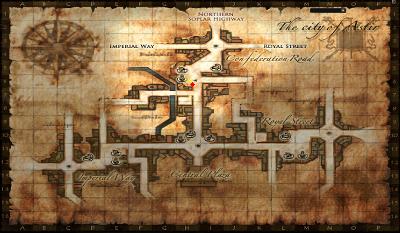 Amnesiac map