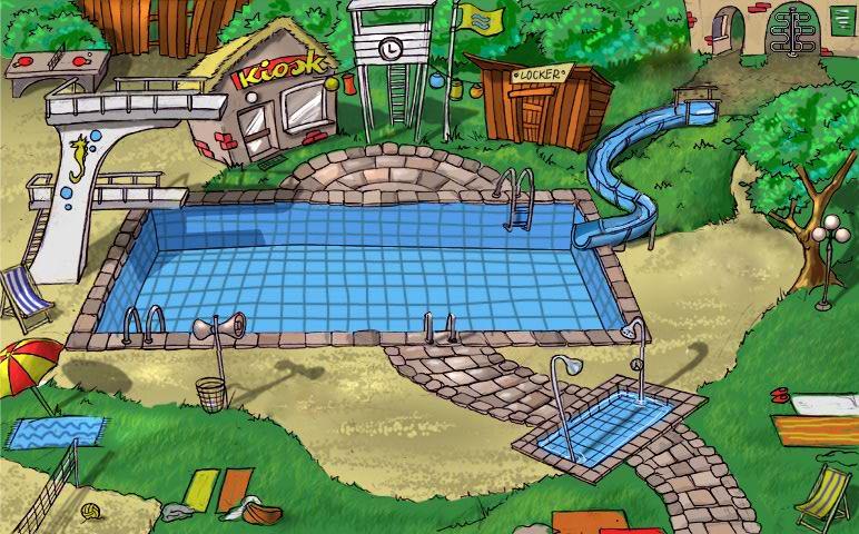 Swimming Pool Panfu Wiki Fandom Powered By Wikia