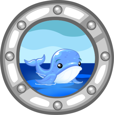 Whale-window