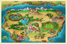 Panfu island