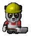 Panfu Bauarbeiter