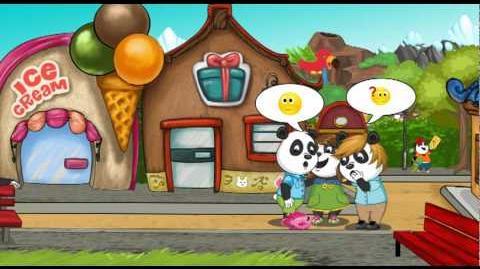 Panfu - Sei ein Panda - TV Spot