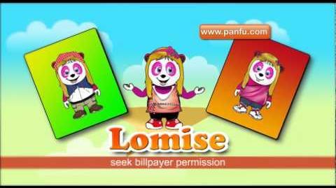 Panfu TV Spot - Lomise and Pomis (English Version)