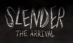 Slender The Arrival Logo sitio web