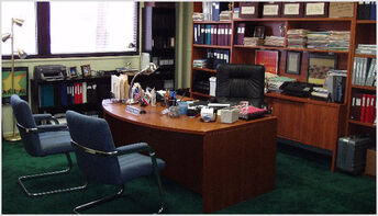 Principal Wright's Office