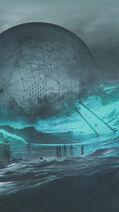Futuristic-Ocean-iPhone-6-Wallpaper