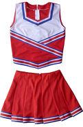 Cheerleader Uniform