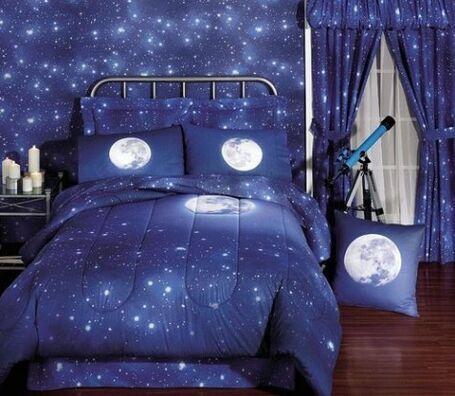 Hoshiko's bedroom