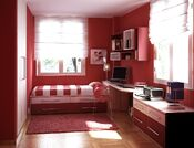 Kaydence's bedroom
