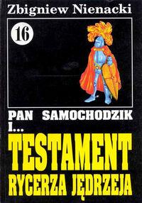 Testament rycerza jedrzeja warmia 1997
