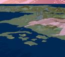 Alluvium continent