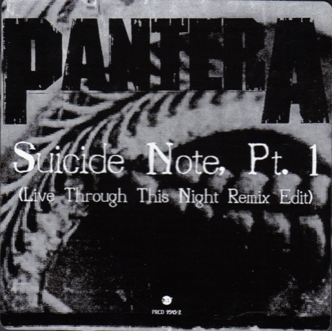 Pantera singles
