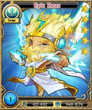 Epic Zeus