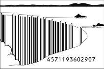 Waterfall Barcodes