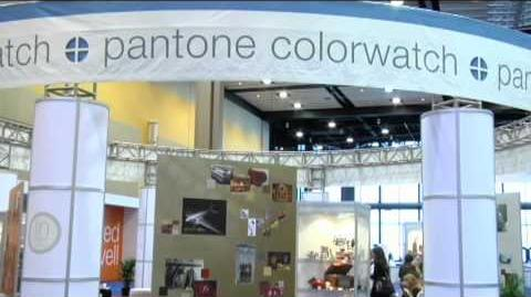 Pantone Color Watch 2011 at the 2010 International Home and Housewares Show