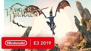 Panzer Dragoon Remake - Nintendo Switch Trailer - Nintendo E3 2019
