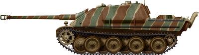 Jagdpanzer IV Jagdpanther