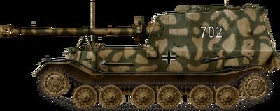 Panzerjager Tiger (P) Ferdinand