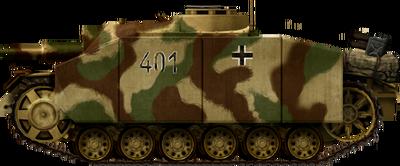 StuG III Ausf.G with Schürzen