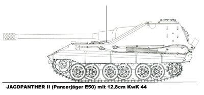 -fake- Jagdpanzer E-50
