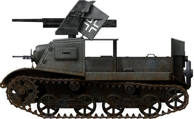3,7cm PaK 36 auf Artillerie Schlepper 603(r)