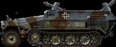 Sd.Kfz.251-1 Ausf.B