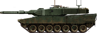Leopard 2A6M (CAN)