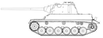 -fake-PzIII-IV Schmalturm L-70