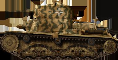 Panzer M14-41 736(i)