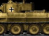 Panzerkampfwagen BT 742(r) (BT-7 Model 1935)