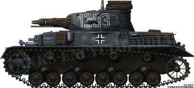 Tauchpanzer IV Ausf.D