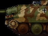Jagdpanzer 38(t) mit 7,5cm L/70