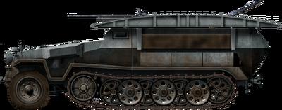 Sd.Kfz.251-7 II Ausf.C