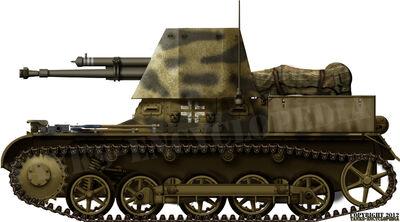 Panzerjager I Series 2