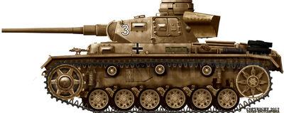 Panzer III Ausf.J (5cm KwK 38 L-60)