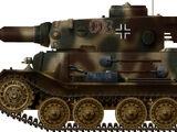Panzerbefehlswagen VI Tiger (P)