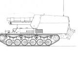 15cm sFH 13/1 (Sf.) auf Geschützwagen Lorraine Schlepper(f) (Sd.Kfz.135/1) (Alkett)