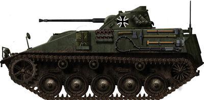 Schützenpanzer Kurz 11-2