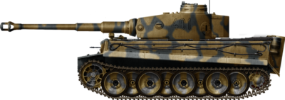 Tiger Ausf.E Early 1