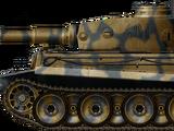 Panzerkampfwagen VI Tiger Ausf.E (Sd.Kfz.181)