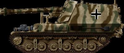 7,5cm PaK 40 auf Geschützwagen Lorraine Schlepper(f)