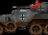 Panzerspähwagen BA 203(r)
