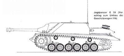 Jagdpanzer E 39