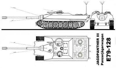 -fake- Jagdpanther III